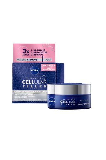 Cellular Anti Age Night Cream, 50 ml