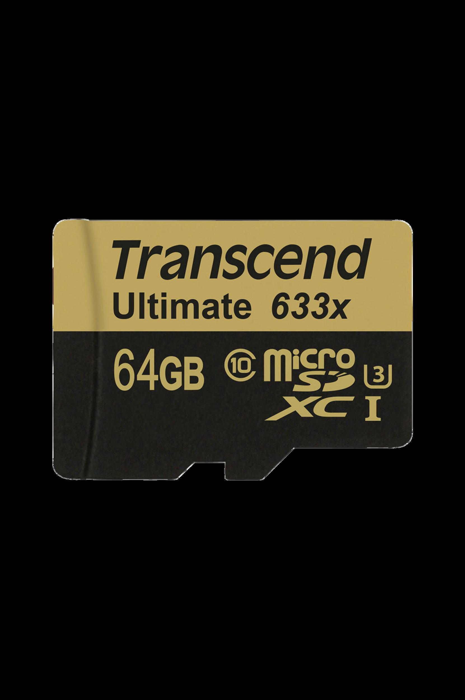 Microsdxc 64 Gt Cl10 U3 633x