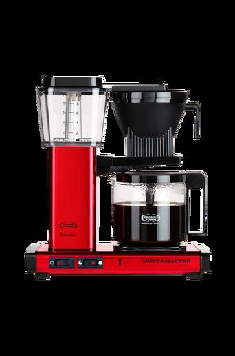 KBGC982 AO Red Metallic -kahvinkeitin