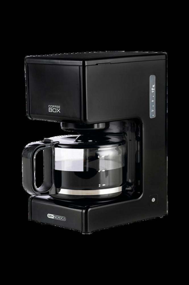 Kaffebryggare Svart 2373