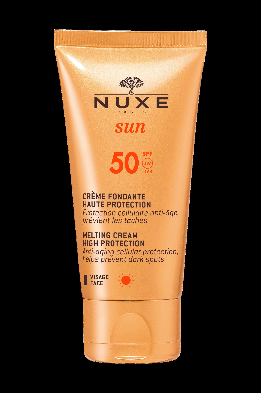 Fondant Cream For Face Spf50