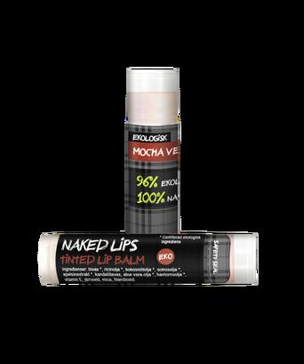 Sävytetty Mocha Velvet -huulivoide