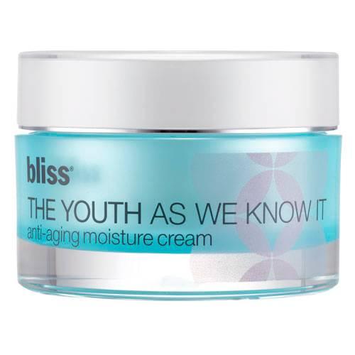 Moisture Cream (The Youth As We Know it). bliss Dagcreme til Kvinder i