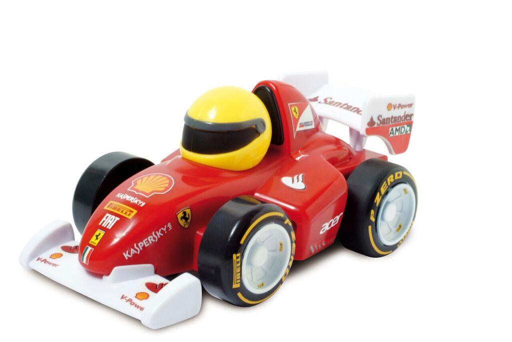 Ferrari F2012, jossa äänet