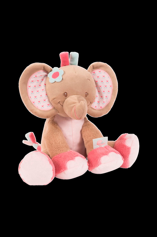 Rose-elefanttipehmolelu 33 cm