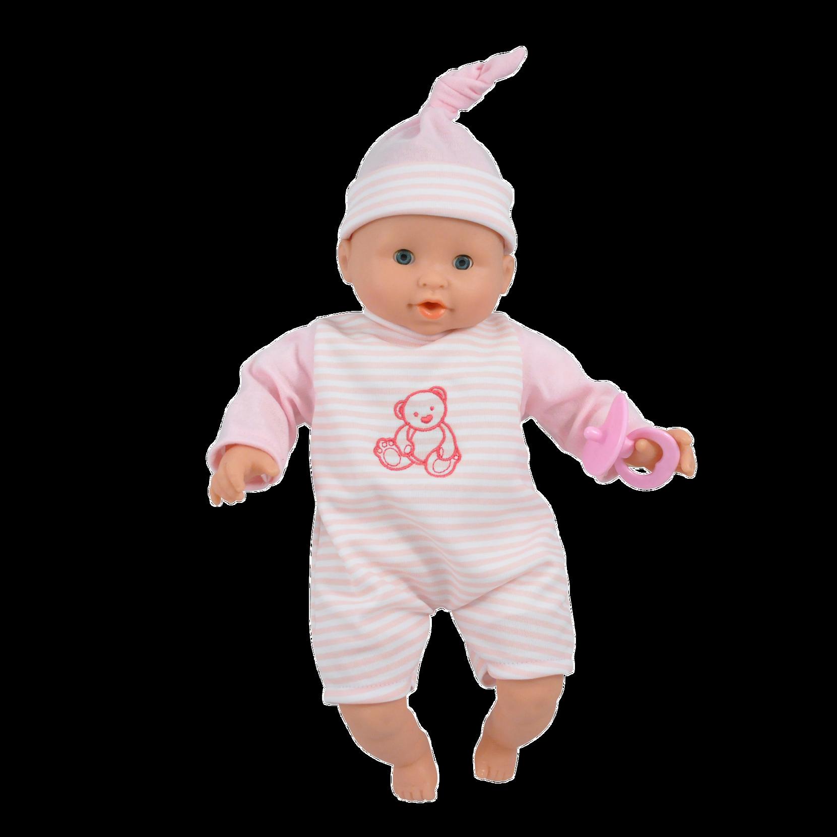 Alice-nukke, pehmustettu 30 cm