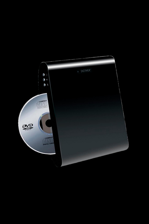 DVD-soitin, HDMI/USB, musta (DWM-100USB)