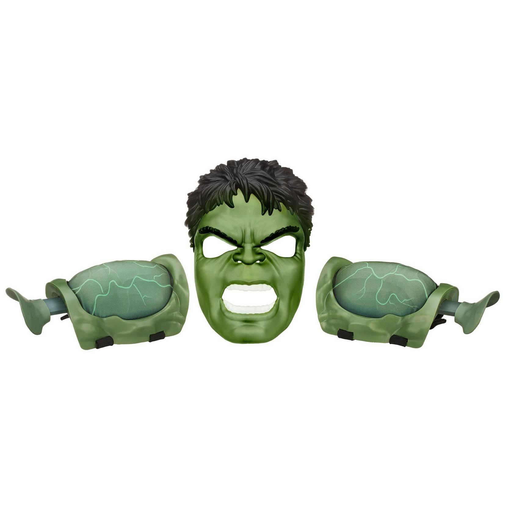 Hulk Muscles + Mask