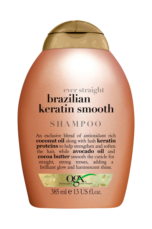 Brazilian Keratin Shampoo 385 ml