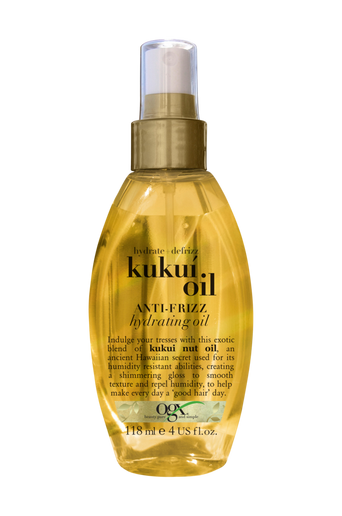 Kukui Anti-Frizz Hydrating Oil 118 ml