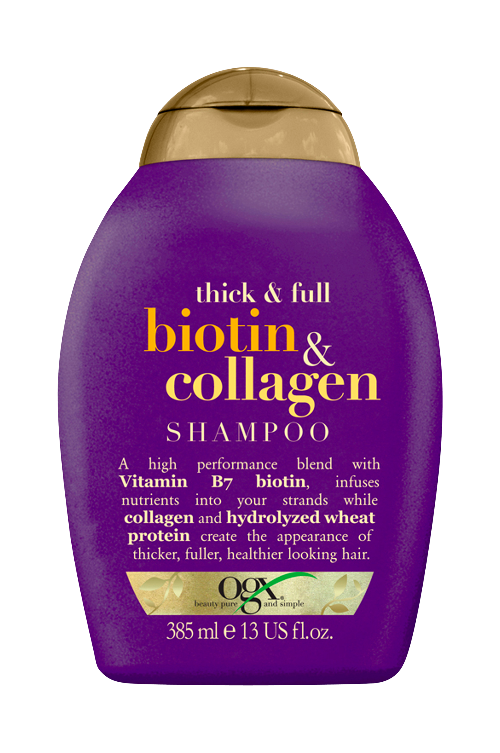 Biotin/Collagen Shampoo 385 ml