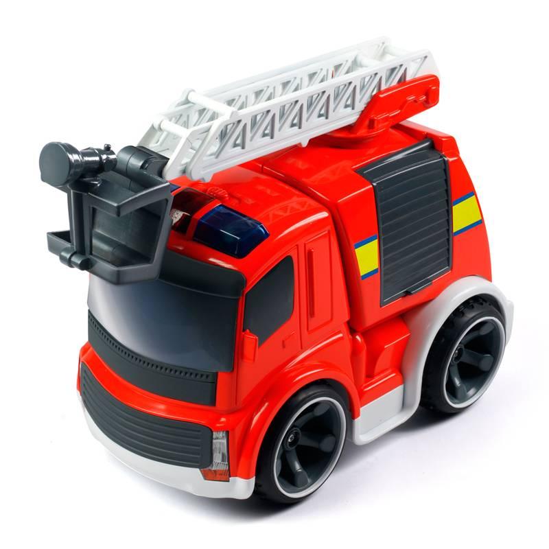 Power In Fun Fire Truck