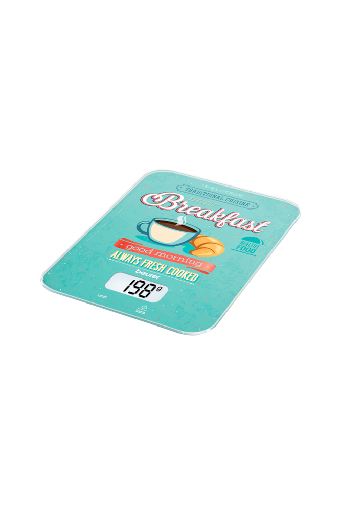 Köksvåg KS19 Breakfast