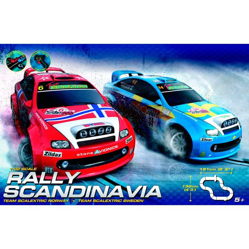 Scandinavian Rally 1:32