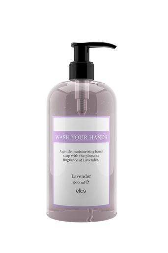 Wash your hands Lavender Hand Soap 500 ml