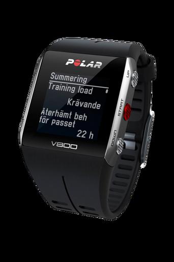 V800 GPS -kello