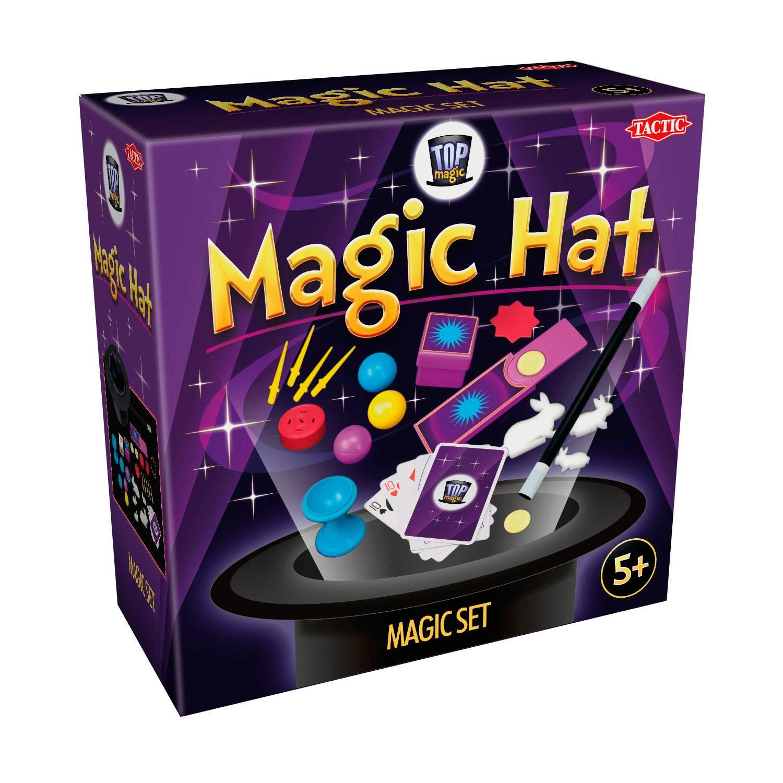 Magic Hat -taikuritarvikelaatikko