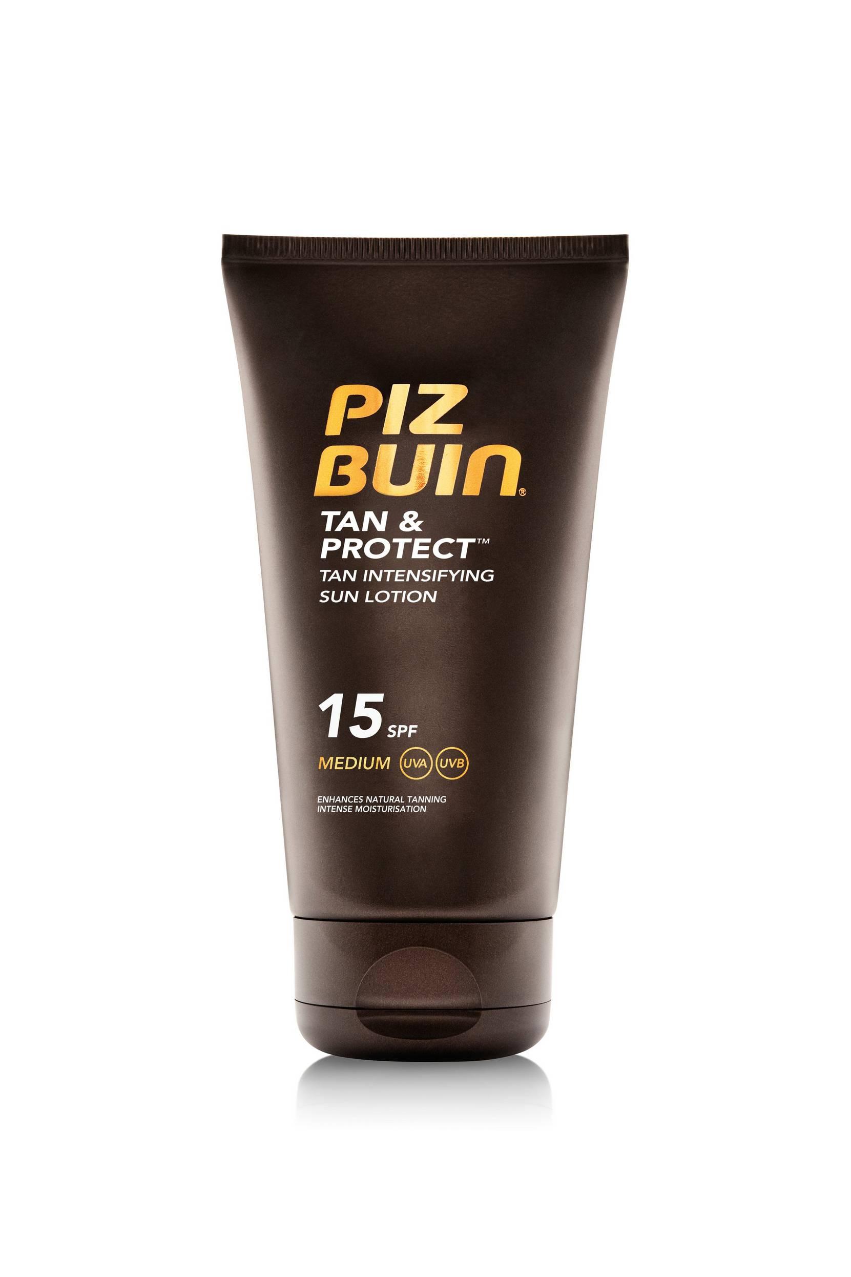 Pb Tan & Protect Lotion Spf 15 150ml