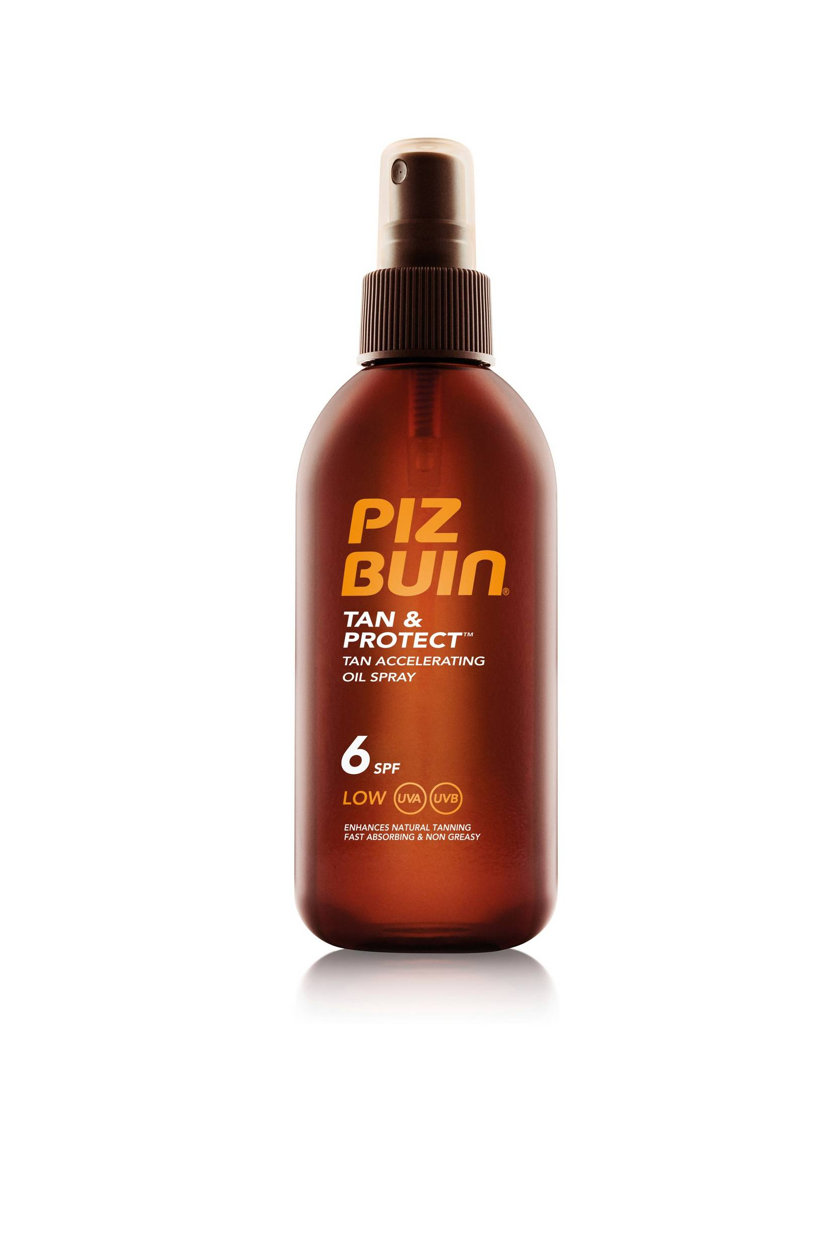 Pb Tan & Protect Oil Spray Spf 6 150ml
