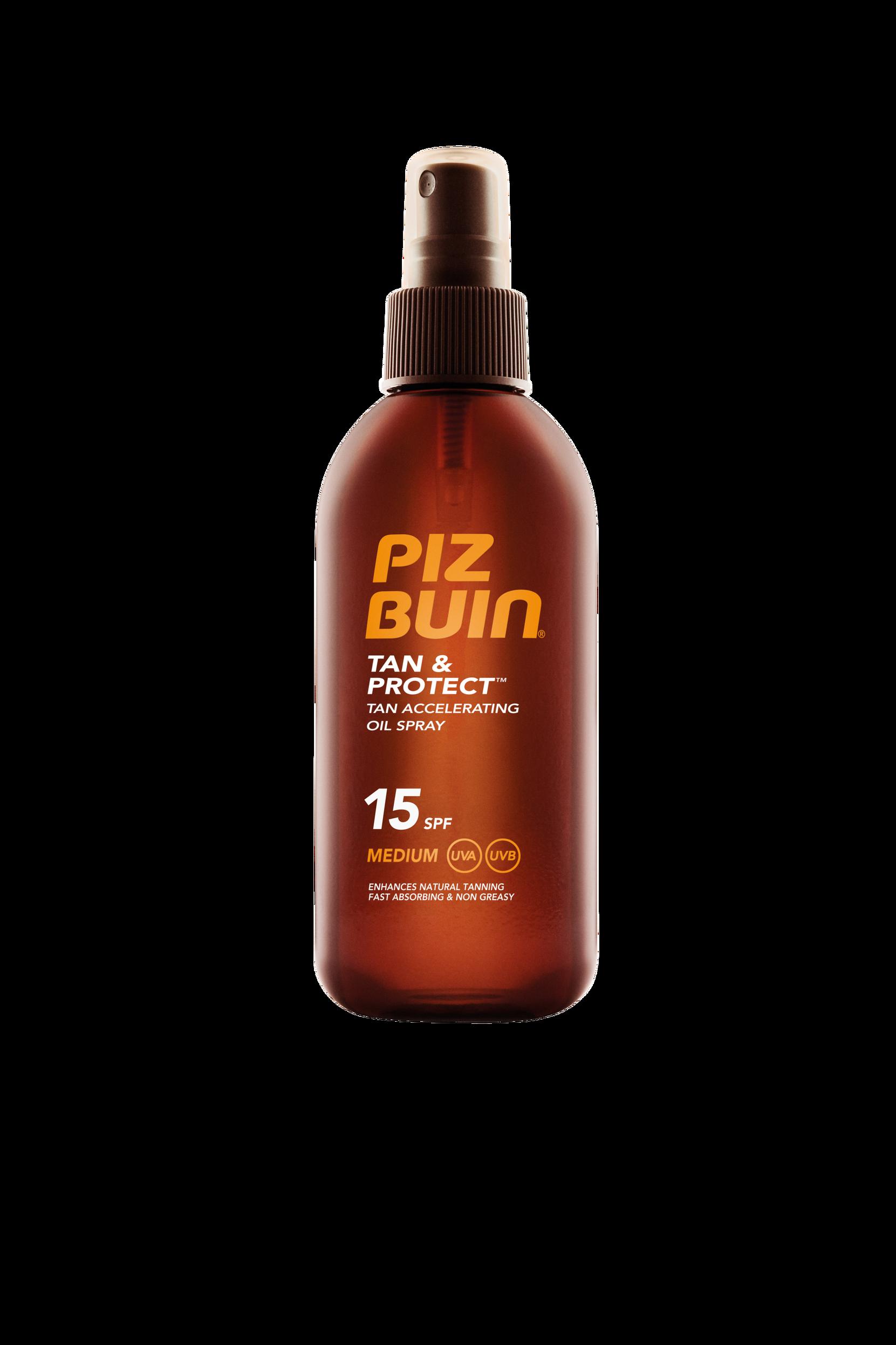 Pb Tan & Protect Oil Spray Spf 15 150ml