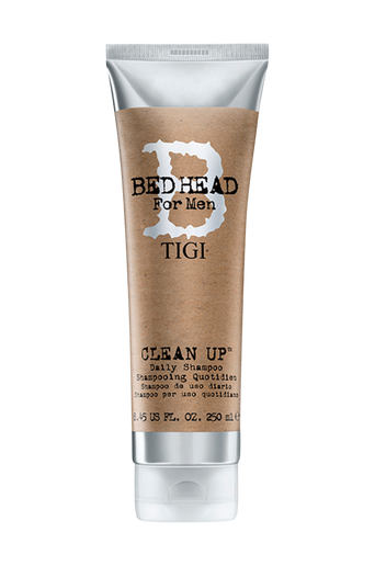 Bed Head For Men Clean Up Shampoo 250ml