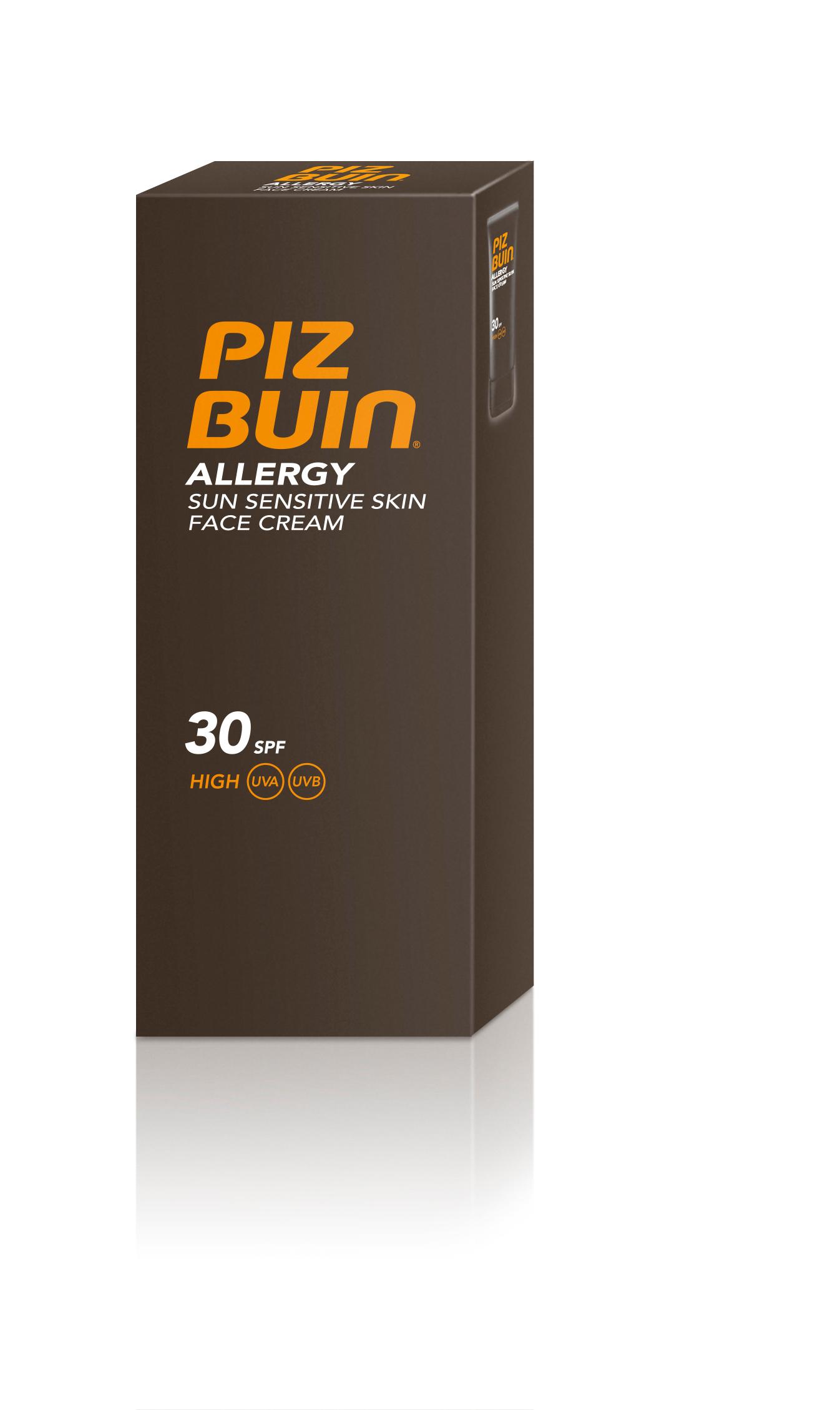 Pb Spf 30 Allergy Face Cream 50ml