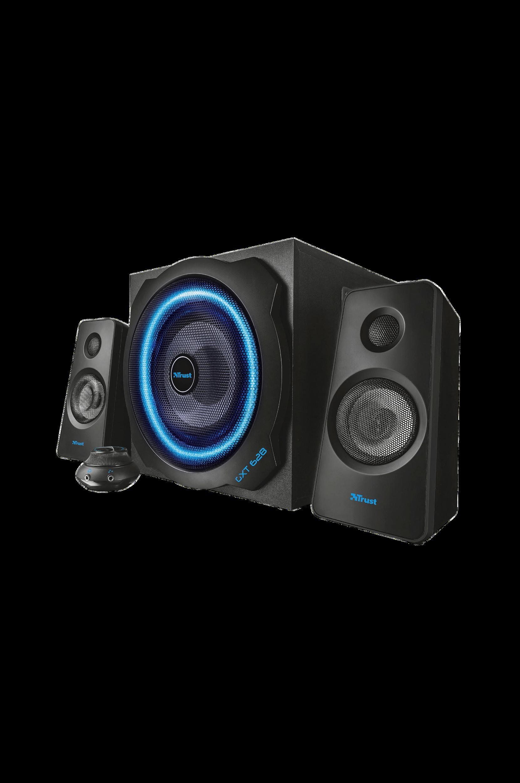 GXT 628 2.1 Speaker Set – højttaler sæt Trust Lyd til Boligen i