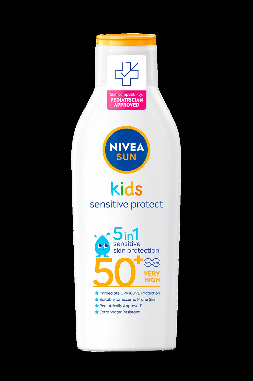 Kids Sun Lotion Spf 50+, 200ml Nivea Strand & sol til Børn i