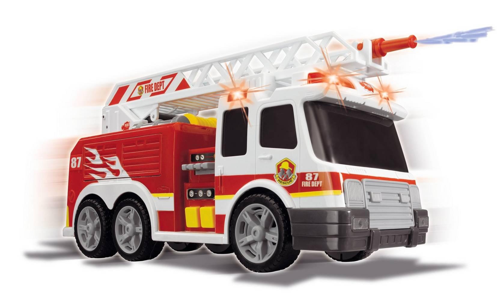 Paristokäyttöinen paloauto