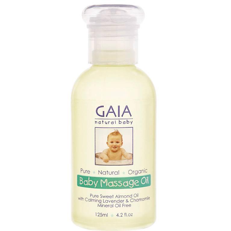 Baby Massage Oil 125 ml