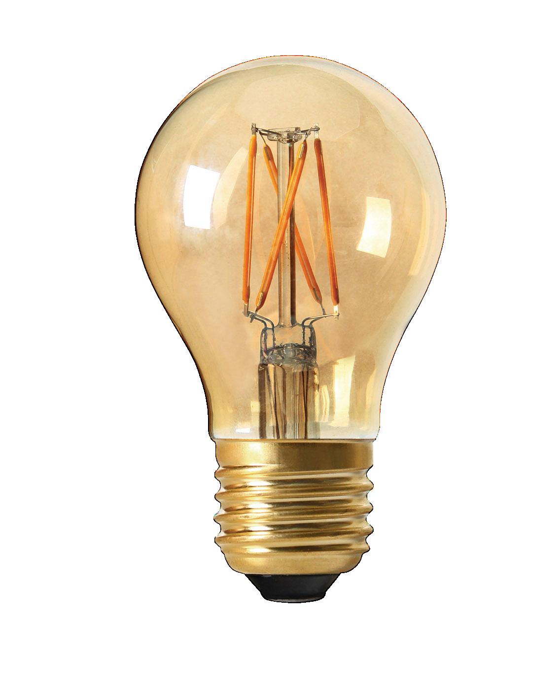 Elect LED Filament -hehkulamppu