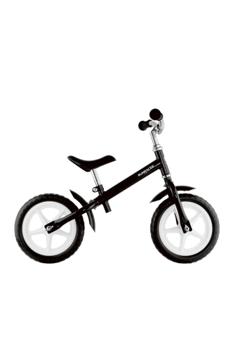 Runracer -potkupyörä, musta 12
