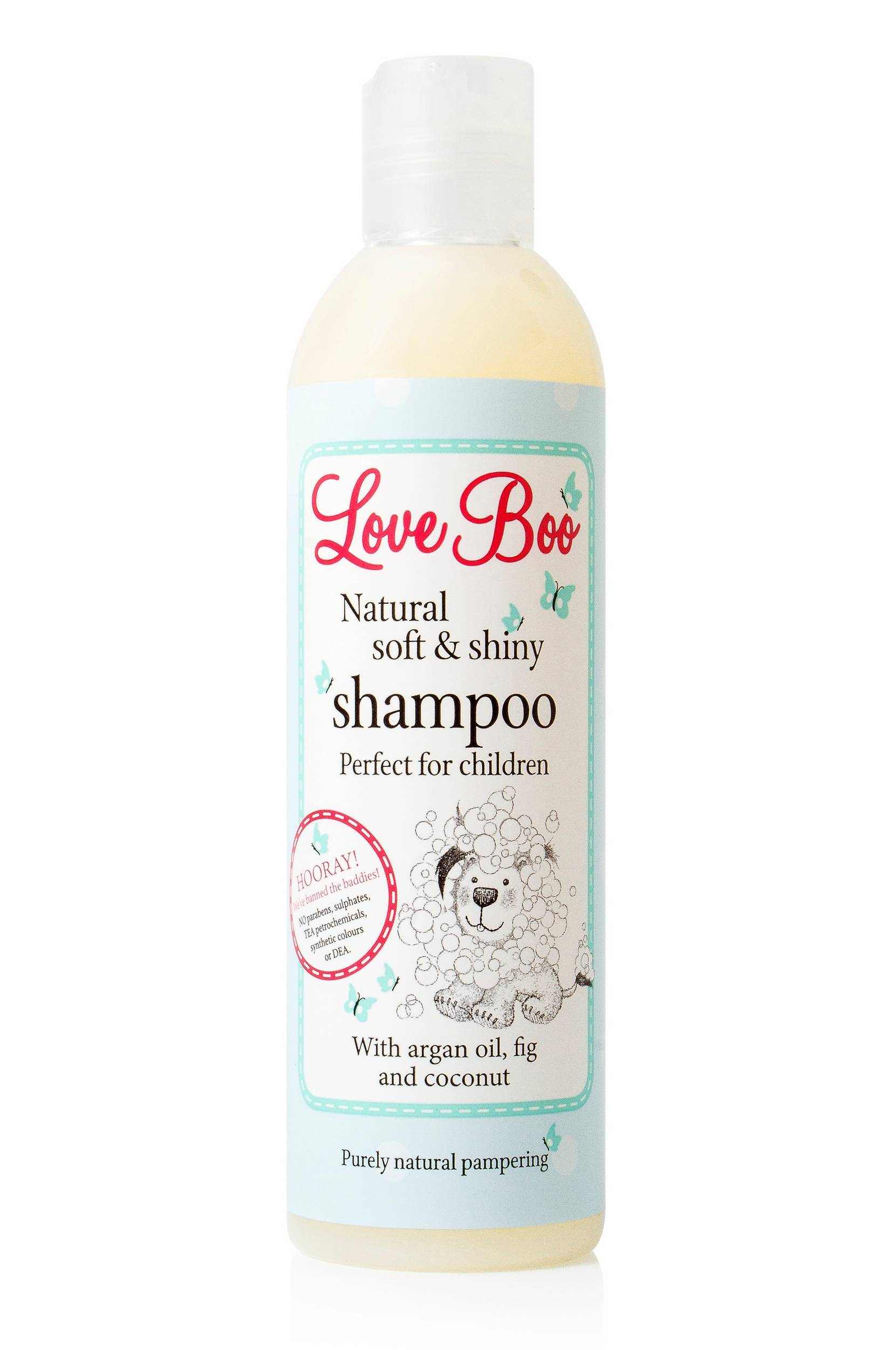 Soft & Shiny Shampoo 250 ml
