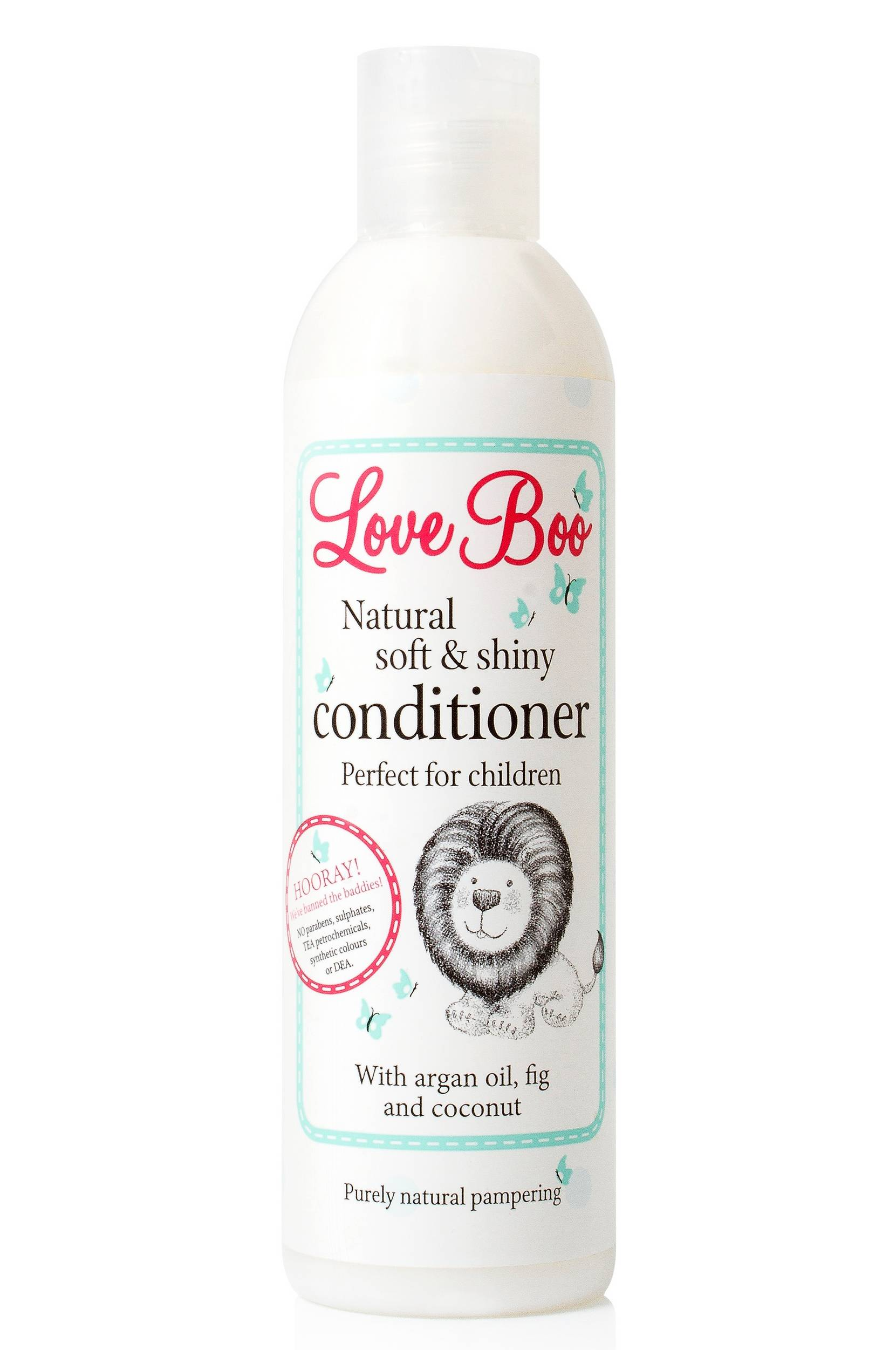 Soft & Shiny Conditioner 250 ml – hoitoaine