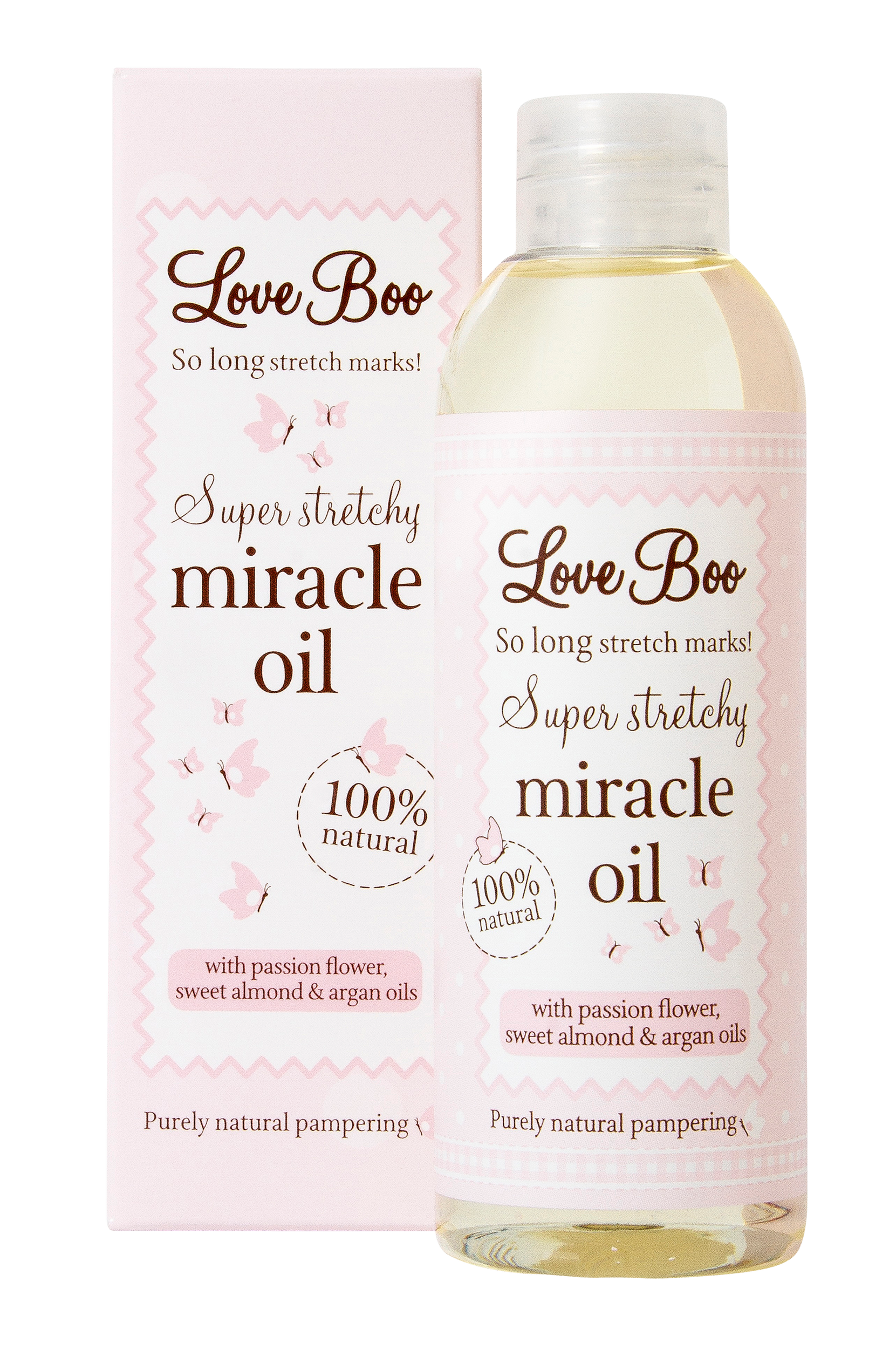 Miracle Oil 100 ml – vartaloöljy
