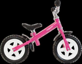 Runracer-potkupyörä, pinkki