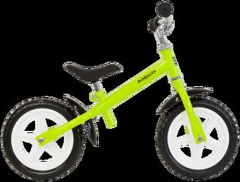 Runracer-potkupyörä, vihreä