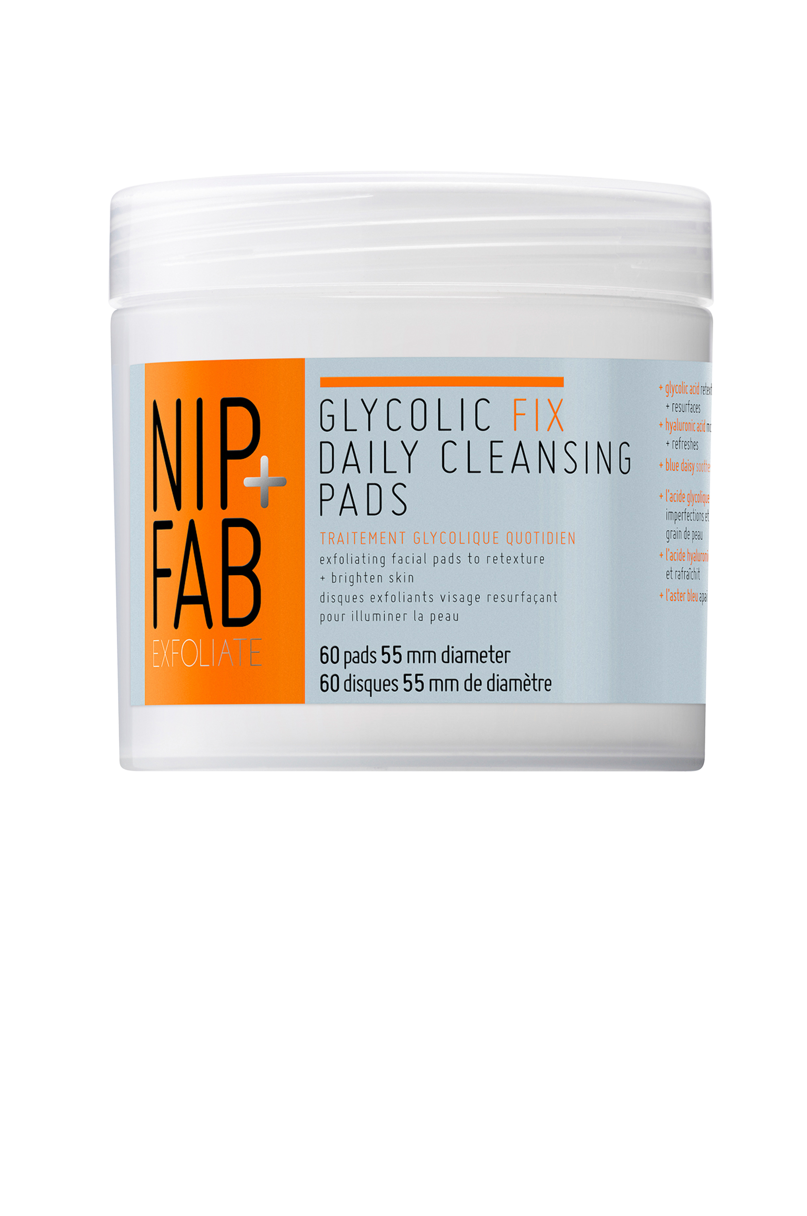 Glycolic Fix Pads 80 ml