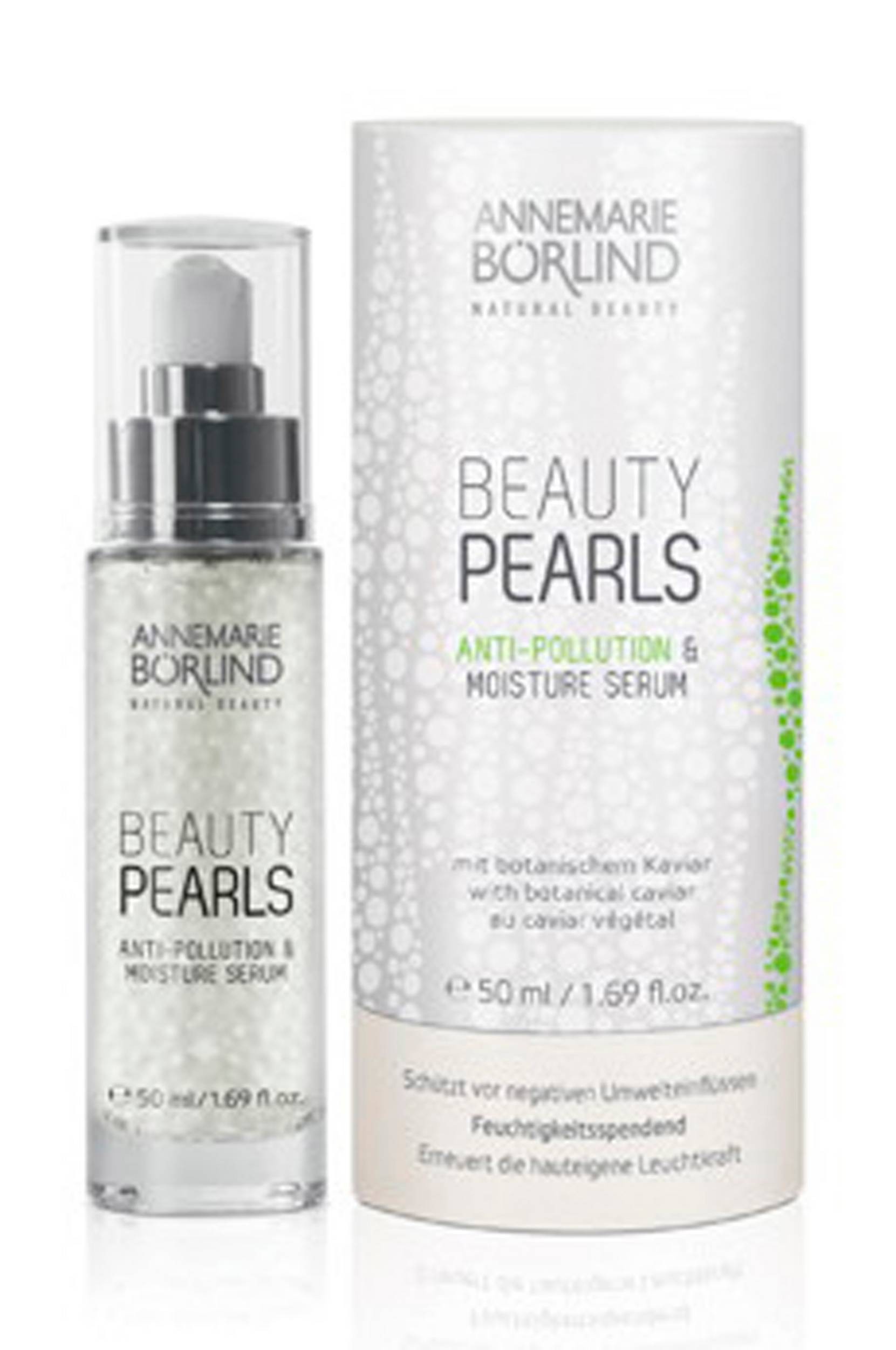 Beauty Pearls Moisture Serum 50 ml