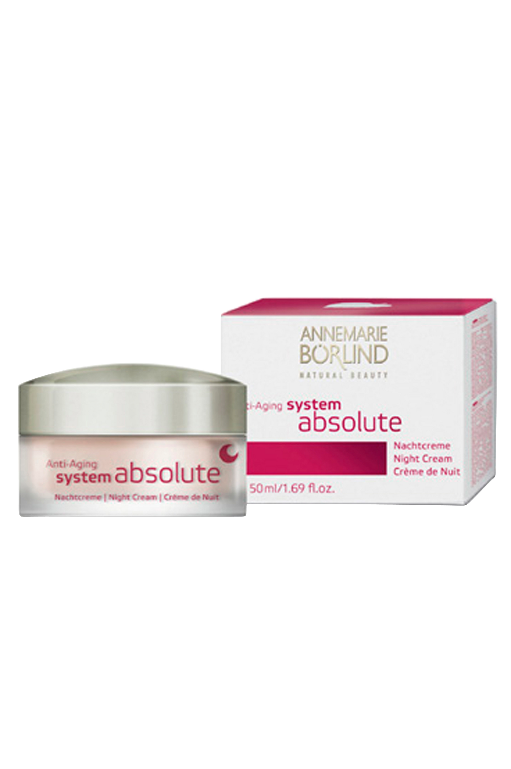 System Absolute -yövoide 50 ml