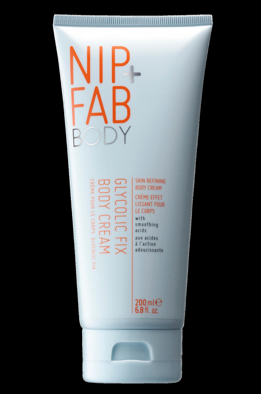 Glycololic Fix Body Gel – 200 ml NipandFab Bodylotion til Kvinder i
