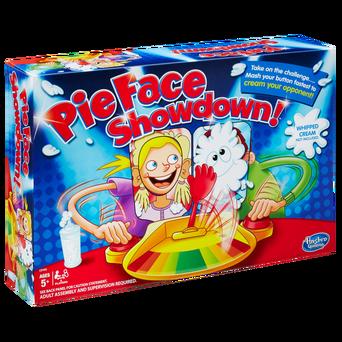 Pie Face Showdown