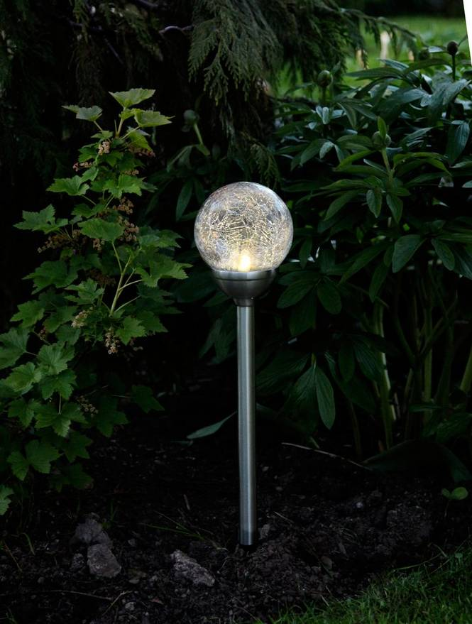 Solcellslampa Gångljus