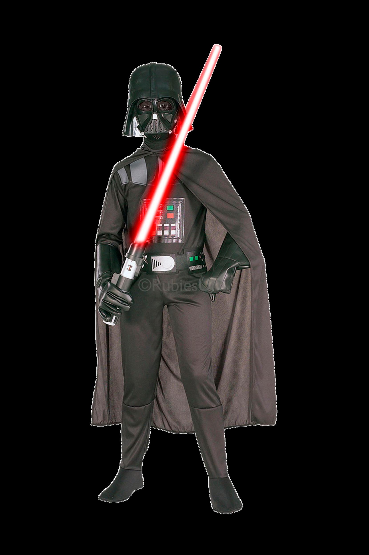 Darth Vader -puku, 128 cm