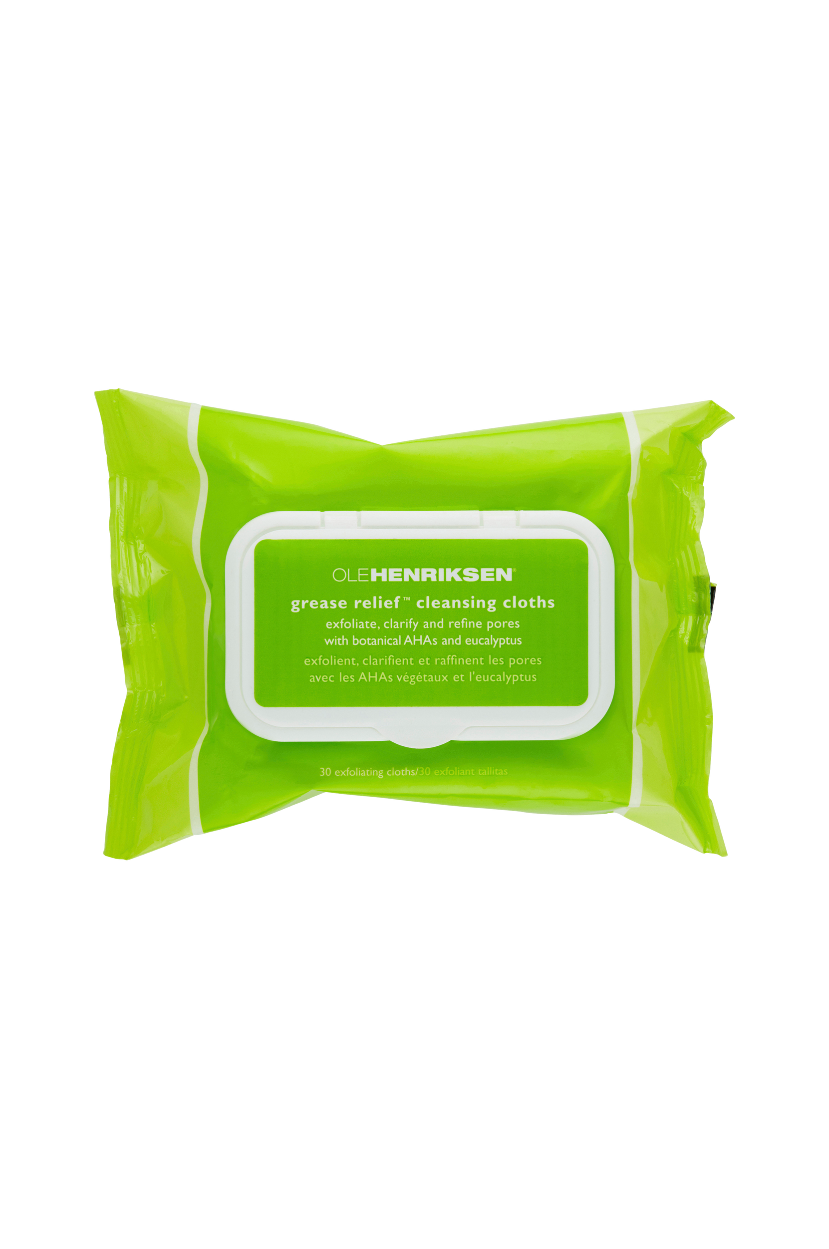 Grease Reliefi Cleansing Cloths