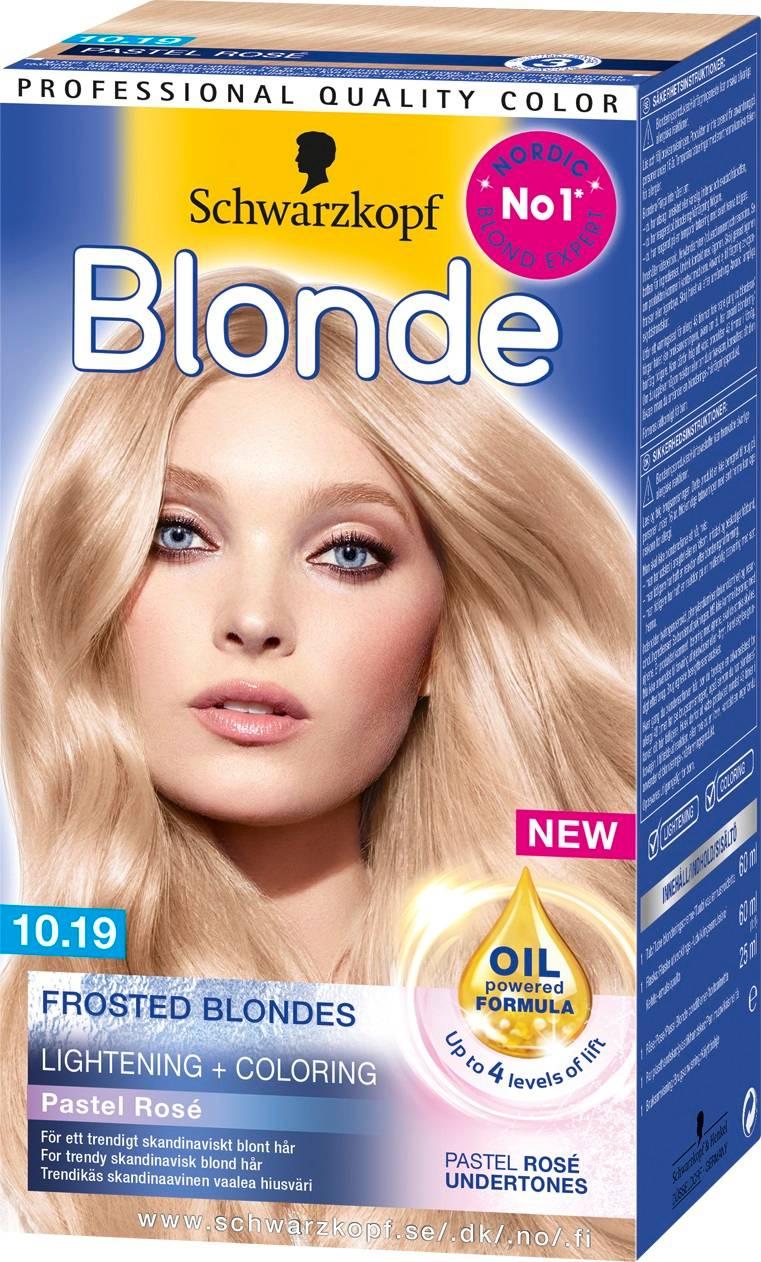 Blond 10.19 Pastel Rosé