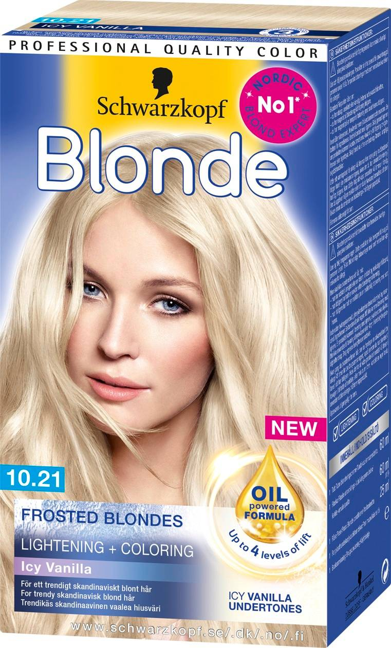 Blond 10.21 Icy Vanilla