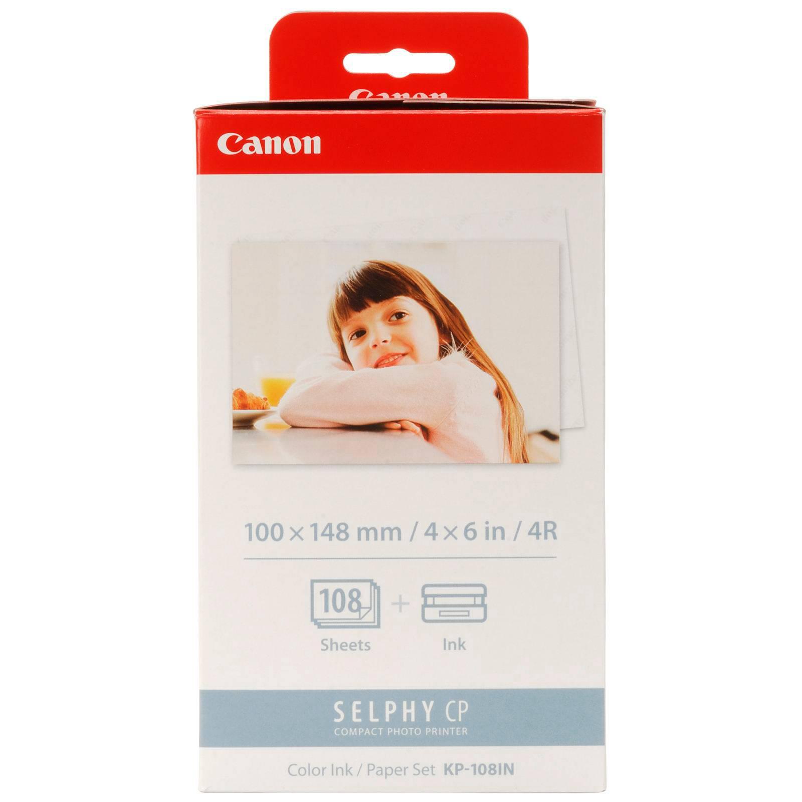 Canon-valokuvapaperi KP-108IN