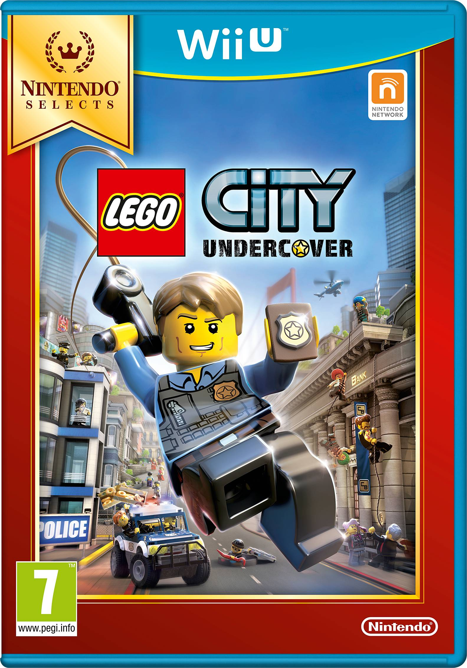 Lego City Undercover Selects