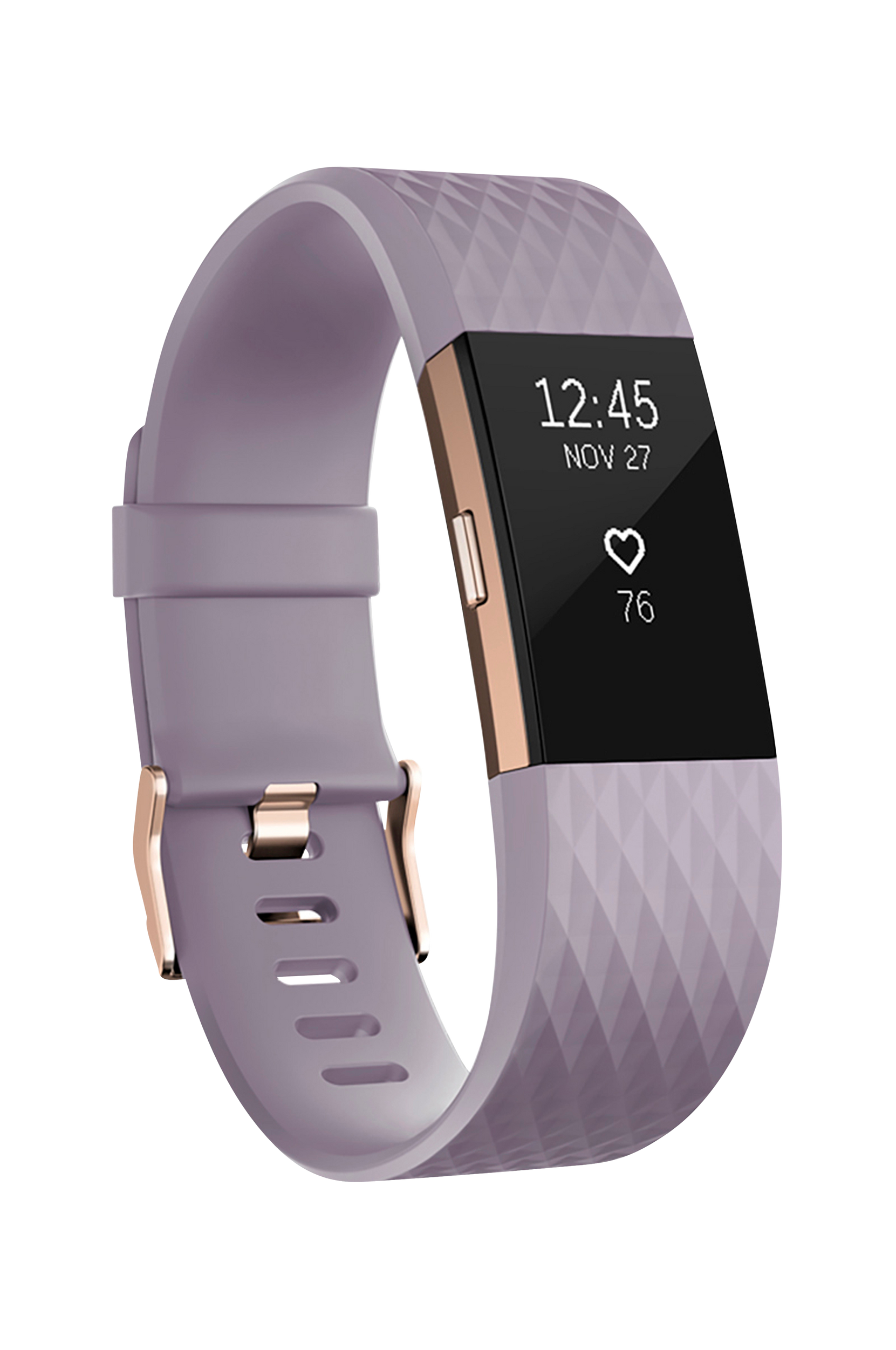 Charge 2 -aktiivisuusranneke Lavender Rose Gold Large